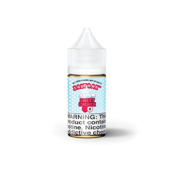 Iced Sweet Lychee 30ml E-Juice by Salt Bae 50