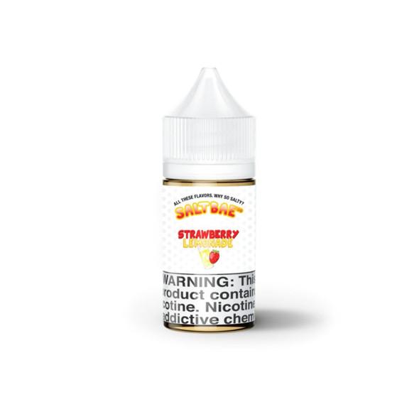 Strawberry Lemonade 30ml E-Juice by Salt Bae 50