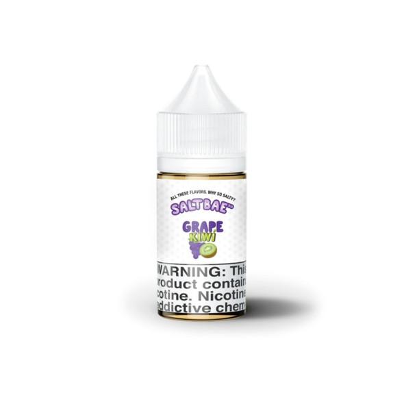 Salt Bae 50 Grape Kiwi 30ml E-Juice