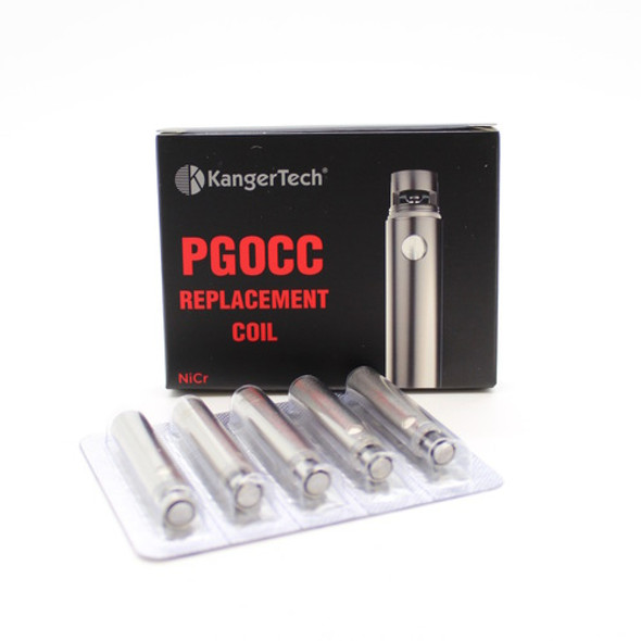 Kanger PGOCC Coils (Pack of 5)