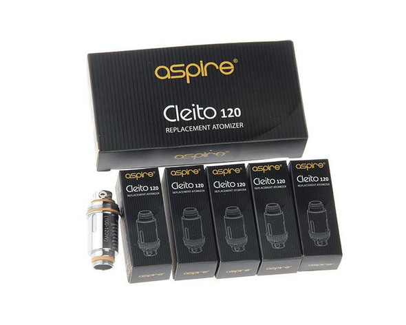 CLEITO 120 COILS by ASPIRE by ASPIRE CLEITO 120 Maxi Watt 0.16Ohm Replacement COILS by Cheap Vape Coils by Cheap ASPIRE Vape Deals by Wholesale to the Public by Cheapest Vape Store Online by Vape by Vapor by Ecig by Ejuice by Eliquid by ASPIRE Vape by ASPIRE ECIG by ASPIRE USA by ECIGMAFIA