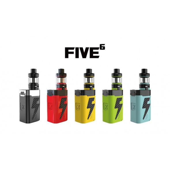FIVE6 KIT by KANGER | KANGER AKD FIVE6 222w TC Kit Comes With FIVE6 Sub-Ohm Tank | Cheap Box Mod Vape Kits | Cheap KANGER Vape Deals | Wholesale to the Public | Cheapest Vape Store Online | Vape | Vapor | Ecig | Ejuice | Eliquid | KANGER Vape | KANGER USA | ECIGMAFIA