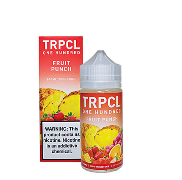 Fruit Punch eJuice by TRPCL 100 E-Liquid 100ML