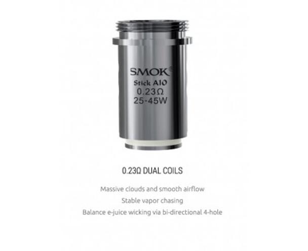 Smok Stick AiO Coils (Pack of 5)