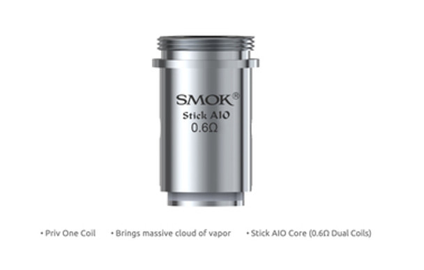 STICK AIO COILS by SMOK by SMOK STICK AIO Replacement COILS 5 PACK by SMOK STICK AIO COILS by 0.23 + 0.6 by Cheap SMOK Vape COILS by Cheap SMOK Vape Deals by Wholesale to the Public by Cheapest Vape Store Online by Vape by Vapor by Ecig by Ejuice by Eliquid by SMOK Vape by SMOK ECIG by SMOK USA by SMOKTECH by ECIGMAFIA