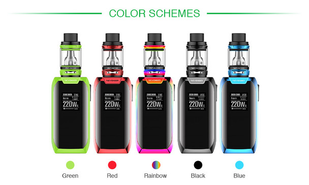 Revenger X Kit by Vaporesso by Vaporesso Revenger X 220w TC Kit Comes With NRG Sub-Ohm Tank by Box Mod Vape Kits by Cheap Vaporesso Vape Deals by Wholesale to the Public by Cheapest Vape Store Online by Vape by Vapor by Ecig by Ejuice by Eliquid by Vaporesso Vape by Vaporesso USA by ECIGMAFIA