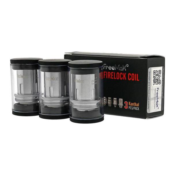 FreeMax FireLuke FireLock Coils - 3 Pack