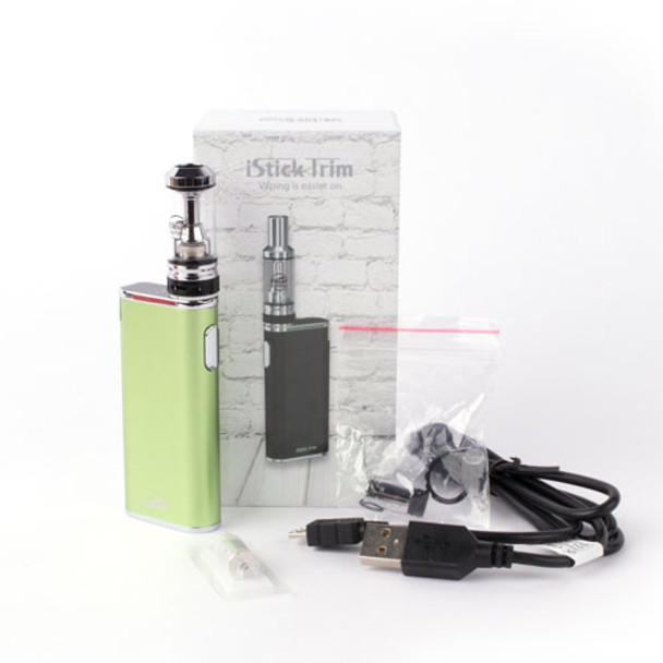 Eleaf iStick Trim 22W + GS Turbo Tank Starter Kit