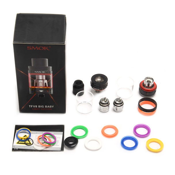 Smok TFV8 Big Baby Sub Ohm Tank (Light Edition)