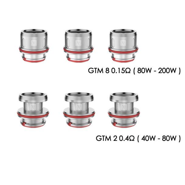 Vaporesso GTM Coils - 3 Pack