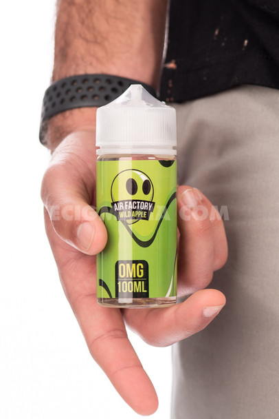 Wild Apple eJuice 100mL by Air Factory by Air Factory Wild Apple 100mL E-Liquid by Wild Apple 100mL by Cheap eJuices by Cheap e-Liquid Deals by Cheap Air Factory eJuice Deals by Wholesale to the Public by Cheapest Vape Store Online by Vape by Vapor by Ecig by Ejuice by Eliquid by Air Factory E-Liquids by Air Factory USA by Air Factory by ECIGMAFIA