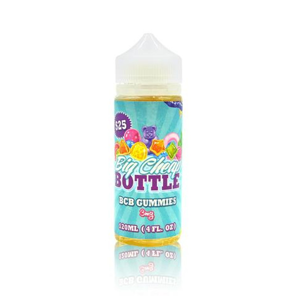 BCB Gummies E-Liquid 120ml by Big Cheap Bottle eJuice