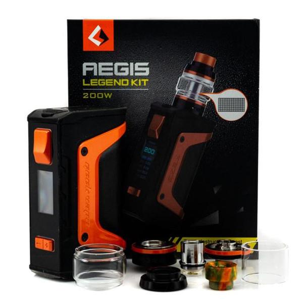 GeekVape Aegis Legend 200W TC + Aero Mesh Tank Starter Kit