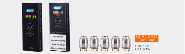 MS MS-H MS-M Replacement Coils by Sigelei by Sigelei MS MS-H MS-M Replacement Coils by Vape Coils by Cheap Sigelei MS Coil Vape Deals by Wholesale to the Public by Cheapest Vape Store Online by Vape by Vapor by Ecig by Ejuice by Eliquid by Sigelei Vape by Sigelei USA by ECIGMAFIA