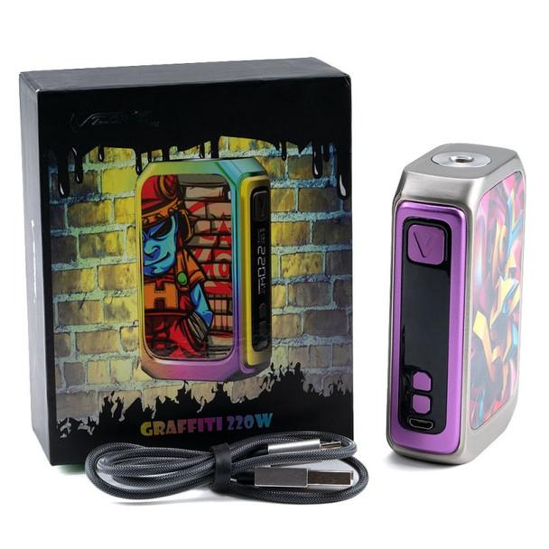 VZONE Graffiti 220W TC Box Mod