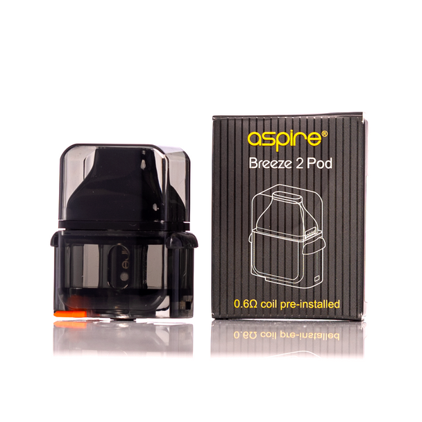 Aspire Breeze 2 Pods (Pack of 1)