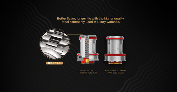 Uwell Crown 4 IV 0.2 ohms + 0.40 ohms Replacement Coils by Uwell by Uwell Crown 4 IV Coils by Vape Coils by Cheap Uwell Vape Deals by Wholesale to the Public by Cheapest Vape Store Online by Vape by Vapor by Ecig by Ejuice by Eliquid by Uwell Vape by Uwell USA by Uwell by ECIGMAFIA