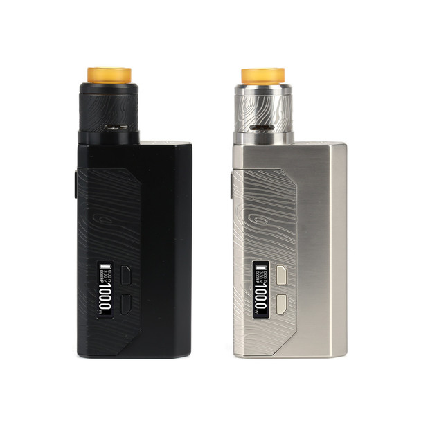 Wismec Luxotic MF 100W + Guillotine V2 RDA Starter Kit