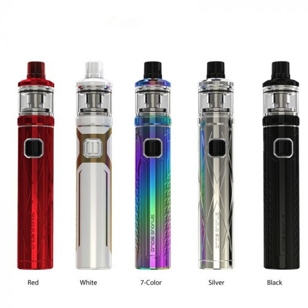 SINUOUS SOLO 40W Starter Kit by Wismec by Wismec SINUOUS SOLO Kit Comes With Amor NS PRO Sub-Ohm Tank by Sub-Ohm Vape Kit by Cheap Wismec Vape Deals by Wholesale to the Public by Cheapest Vape Store Online by Vape by Vapor by Ecig by Ejuice by Eliquid by Wismec Vape by Wismec USA by ECIGMAFIA