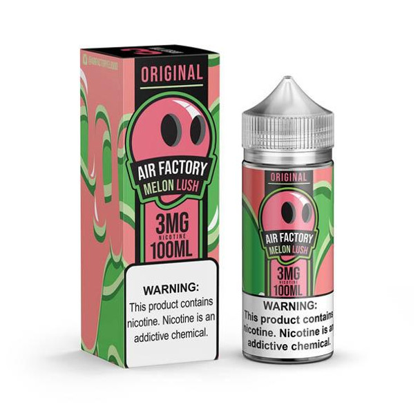 Melon Lush eJuice 100mL by Air Factory by Air Factory Melon Lush 100mL E-Liquid by Melon Lush 100mL by Cheap eJuices by Cheap e-Liquid Deals by Cheap Air Factory eJuice Deals by Wholesale to the Public by Cheapest Vape Store Online by Vape by Vapor by Ecig by Ejuice by Eliquid by Air Factory E-Liquids by Air Factory USA by Air Factory by ECIGMAFIA