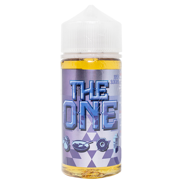 The One Blueberry Donut E-Liquid 100ml by Beard Vape Co eJuice