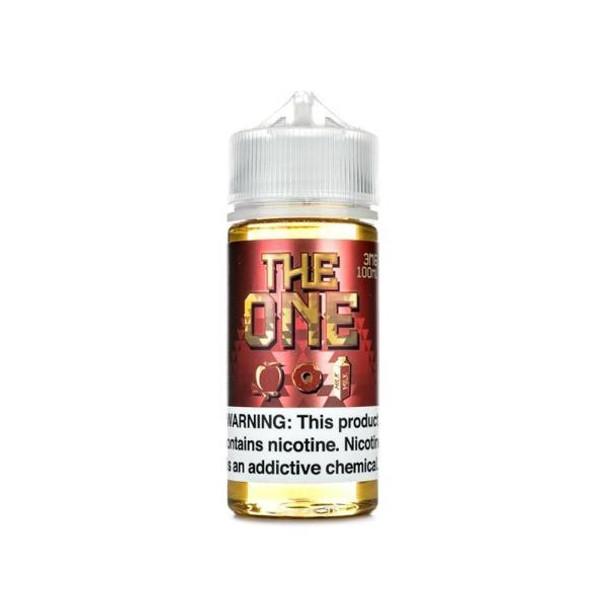 The One Apple Cinnamon Donut E-Liquid 100ml by Beard Vape Co eJuice
