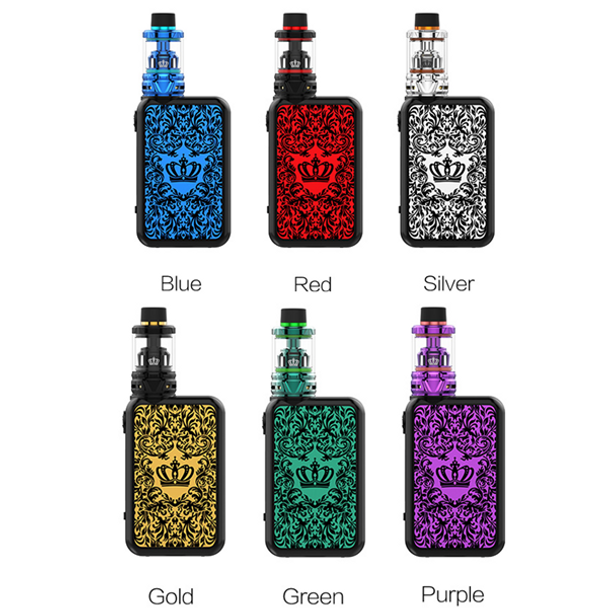 Crown 4 IV Kit by Uwell by Uwell Crown IV 4 200W TC Starter Kit Comes With Crown 4 IV Tank by Sub Ohm Vape Kits by Cheap Uwell Vape Deals by Wholesale to the Public by Cheapest Vape Store Online by Vape by Vapor by Ecig by Ejuice by Eliquid by Uwell Vape by Uwell USA by ECIGMAFIA