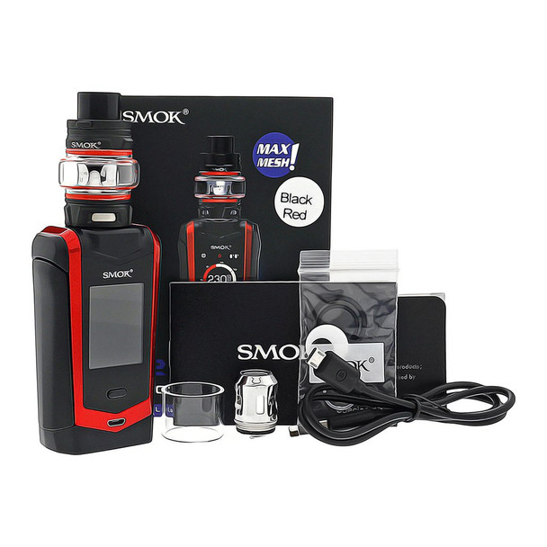 Smok Species 230W TC Starter Kit - Comes With TFV8 Baby V2 Tank