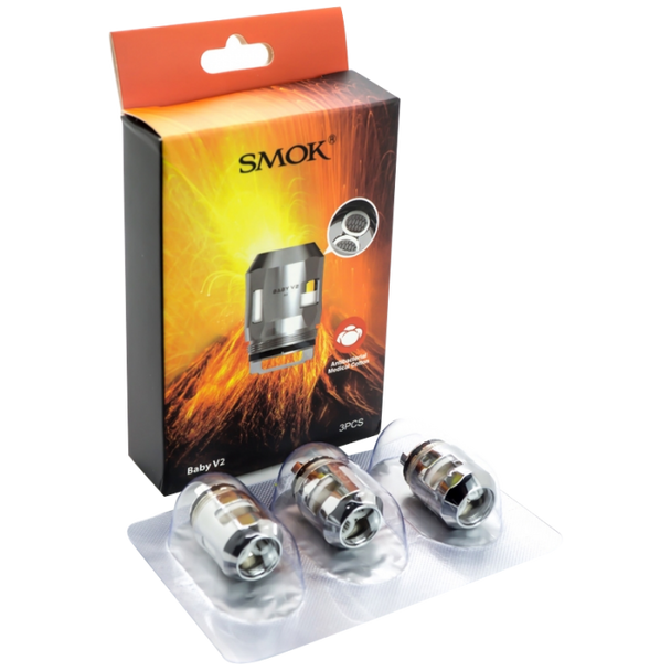 Smok TFV8 Baby V2 Coils (Pack of 3)