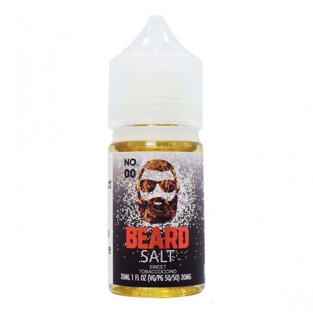 No.00 Salt E-Liquid 30ml by Beard Vape Co eJuice