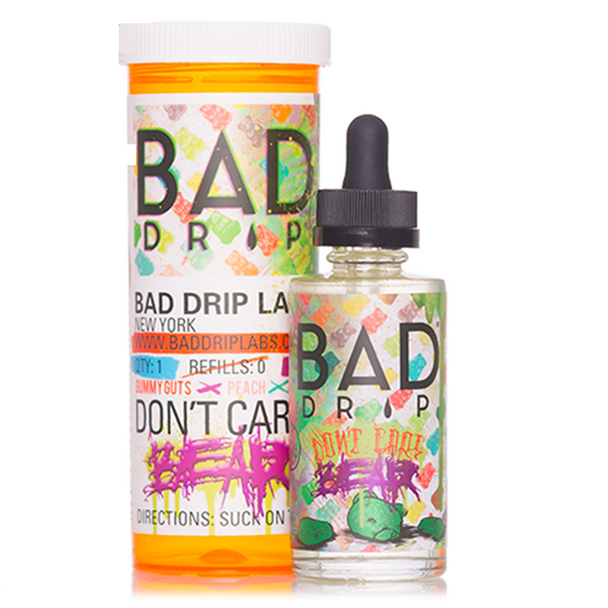Don't Care Bear E-Liquid 60ml by Bad Drip Labs eJuice