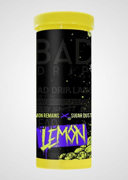 Dead Lemon E-Liquid 60ml by Bad Drip Labs eJuice
