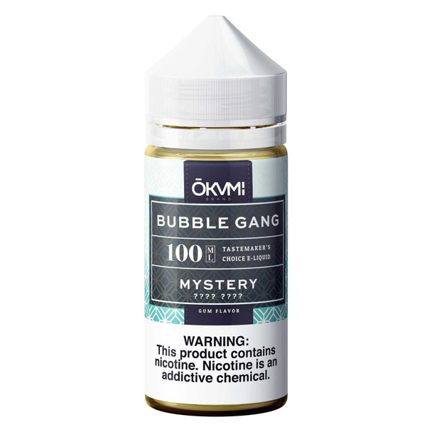 Mystery E-Liquid by Bubble Gang eJuice