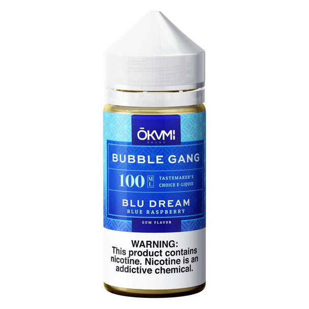 Blu Dream E-Liquid by Bubble Gang eJuice