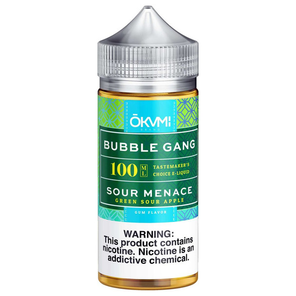 Sour Menace E-Liquid by Bubble Gang eJuice