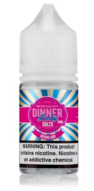 HeisenLady Salt eJuice by Dinner Lady E-Liquid 30ML