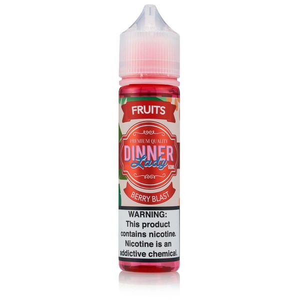 Berry Blast eJuice by Dinner Lady E-Liquid 60ML