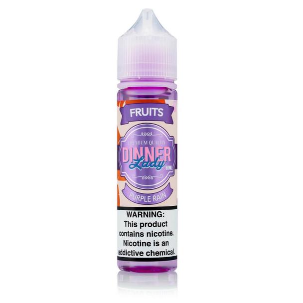 Purple Rain eJuice by Dinner Lady E-Liquid 60ML