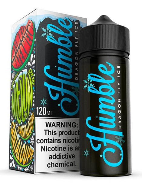 Dragon Fly Ice eJuice by Humble E-Liquid 120ML