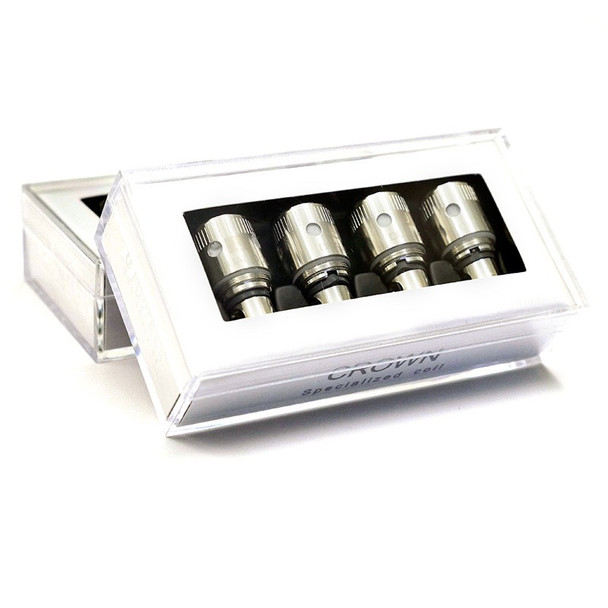 Uwell Crown 0.25 ohms + 0.50 ohms Replacement Coils by Uwell by Uwell Crown Coils by Vape Coils by Cheap Uwell Vape Deals by Wholesale to the Public by Cheapest Vape Store Online by Vape by Vapor by Ecig by Ejuice by Eliquid by Uwell Vape by Uwell USA by Uwell by ECIGMAFIA
