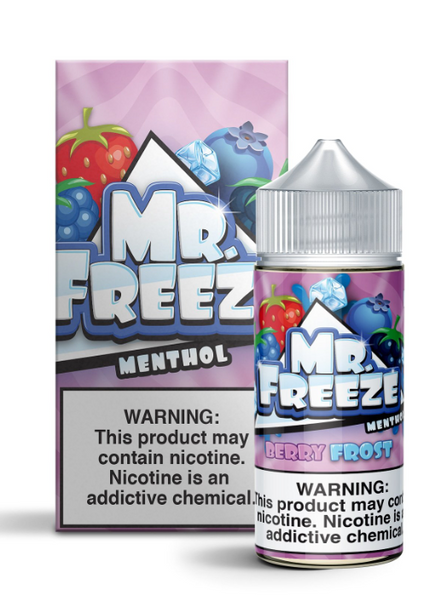Berry Frost eJuice by Mr.Freeze E-Liquid 100ML