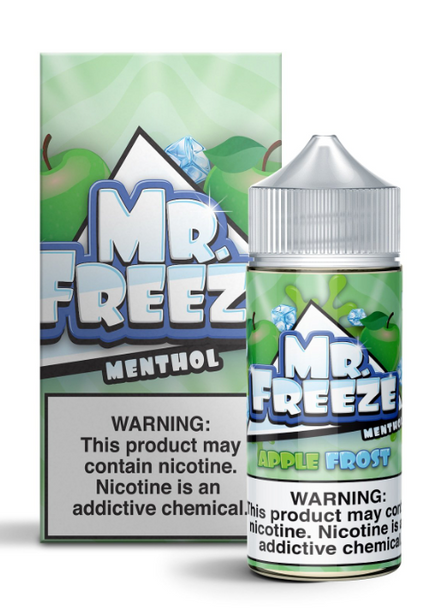 Apple Frost eJuice by Mr.Freeze E-Liquid 100ML