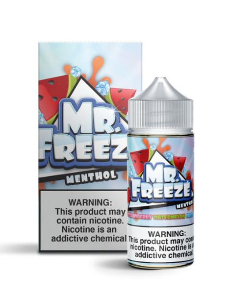 Strawberry Watermelon Frost eJuice by Mr.Freeze E-Liquid 100ML