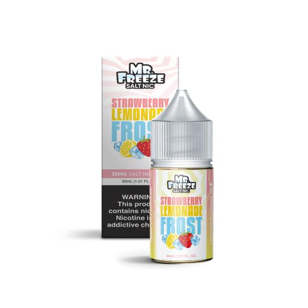 Strawberry Lemonade Frost Salt eJuice by Mr.Freeze E-Liquid 30ML