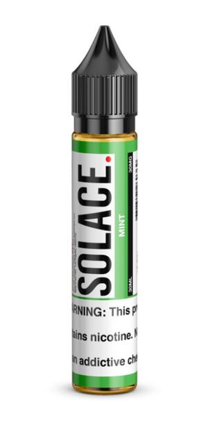 Mint eJuice by Solace Salts E-Liquid 30ML