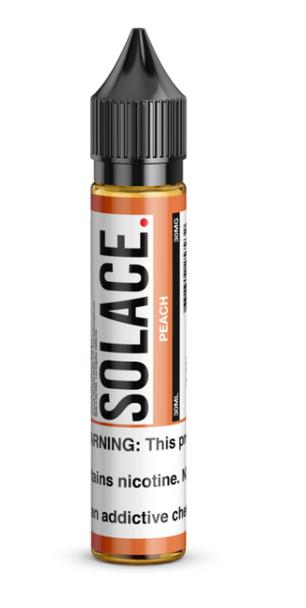 Peach eJuice by Solace Salts E-Liquid 30ML