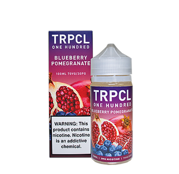 Blueberry Pomegranate eJuice by TRPCL 100 E-Liquid 100ML