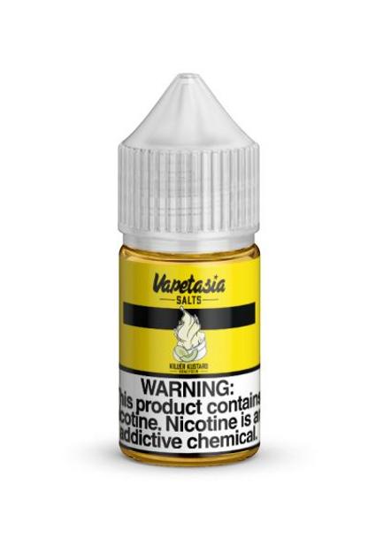 Killer Kustard Honeydew eJuice by Vapetasia Salts E-Liquid 30ML