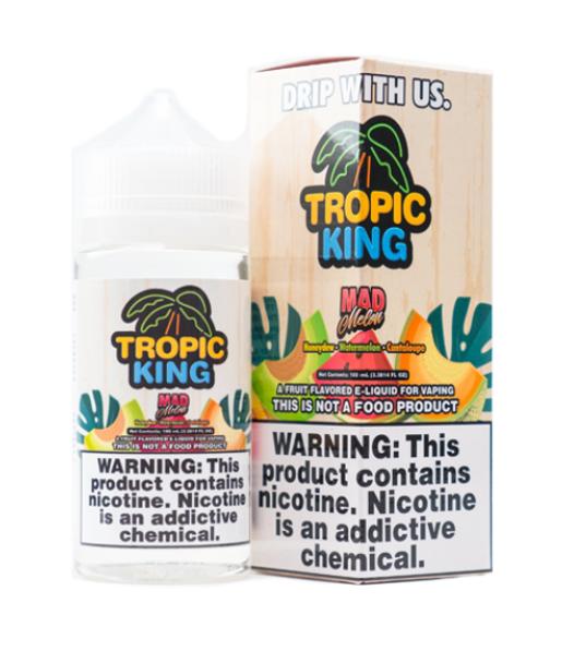 Mad Melon eJuice by Tropic King E-Liquid 100ML