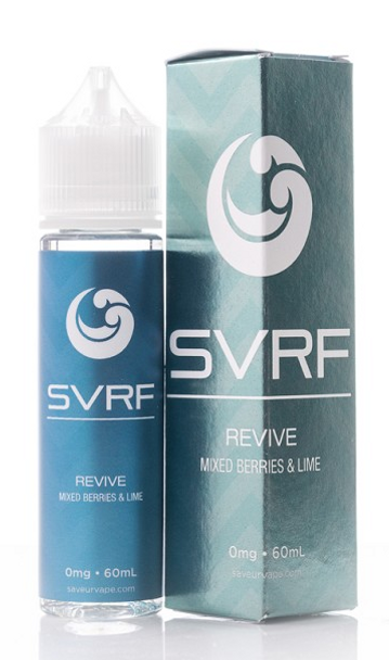 Revive eJuice by SVRF E-Liquid 60ML